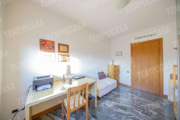 Appartamento in vendita a Milano, Affori, Con giardino, 115 mq - Foto 4