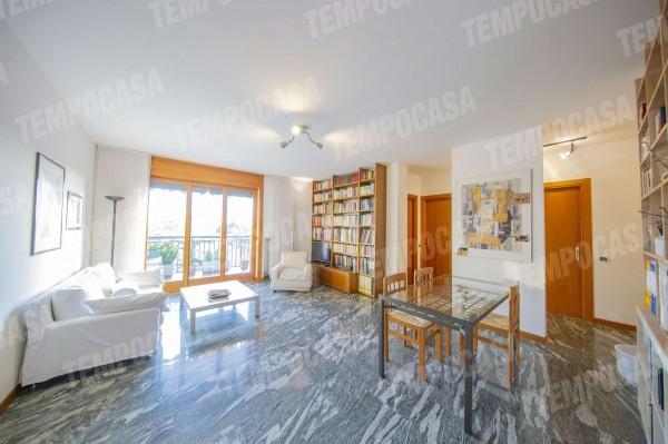 Appartamento in vendita a Milano, Affori, Con giardino, 115 mq - Foto 20