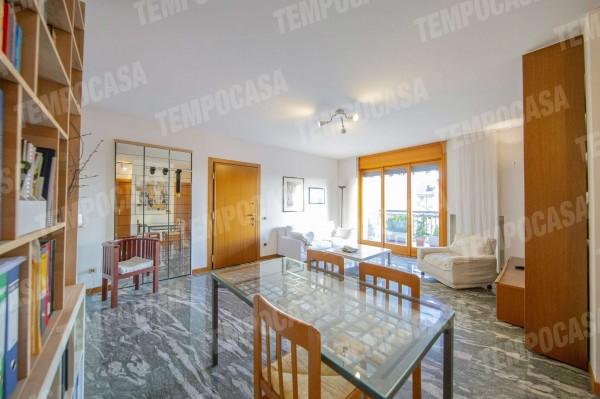 Appartamento in vendita a Milano, Affori, Con giardino, 115 mq - Foto 19