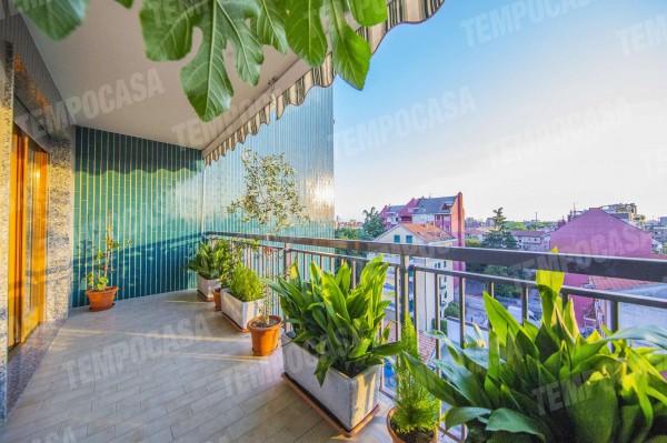 Appartamento in vendita a Milano, Affori, Con giardino, 115 mq - Foto 18