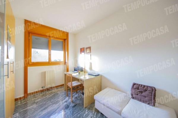 Appartamento in vendita a Milano, Affori, Con giardino, 115 mq - Foto 12