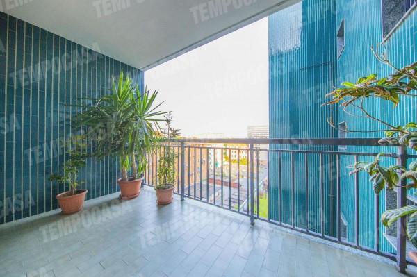 Appartamento in vendita a Milano, Affori, Con giardino, 115 mq - Foto 15