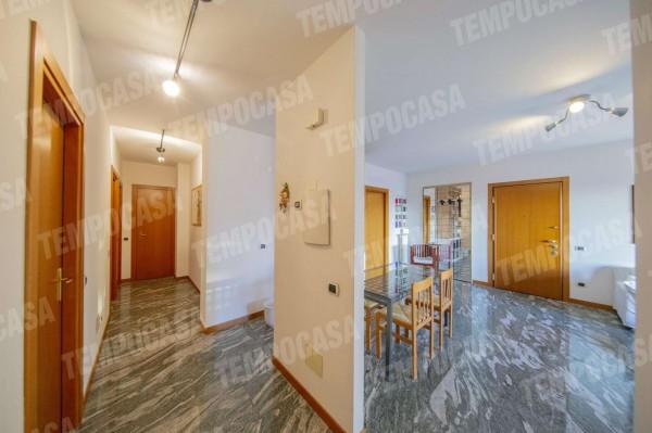 Appartamento in vendita a Milano, Affori, Con giardino, 115 mq - Foto 9