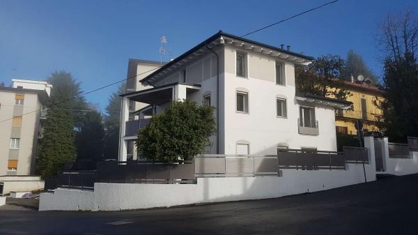Villa in affitto a Varese, Con giardino, 118 mq