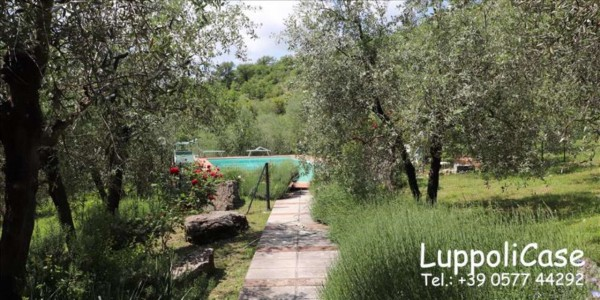Villa in vendita a Gaiole in Chianti, Con giardino, 240 mq