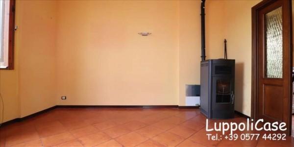 Appartamento in vendita a Monteroni d'Arbia, Con giardino, 90 mq - Foto 6