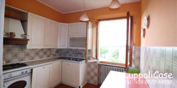 Appartamento in vendita a Monteroni d'Arbia, Con giardino, 90 mq
