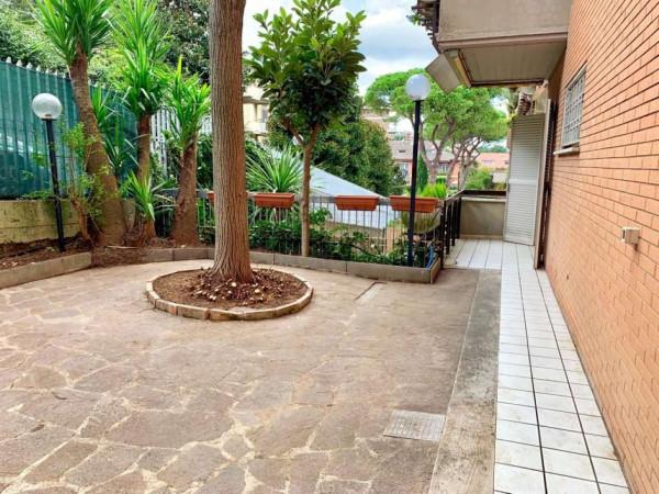 Appartamento in vendita a Roma, Grottarossa, Con giardino, 92 mq - Foto 14
