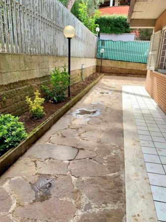 Appartamento in vendita a Roma, Grottarossa, Con giardino, 92 mq - Foto 10