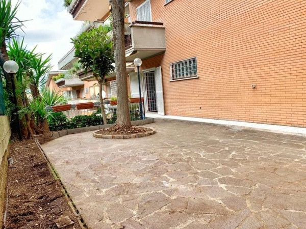 Appartamento in vendita a Roma, Grottarossa, Con giardino, 92 mq - Foto 15