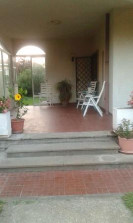 Villa in vendita a Fiumicino, Fregene, Con giardino, 230 mq
