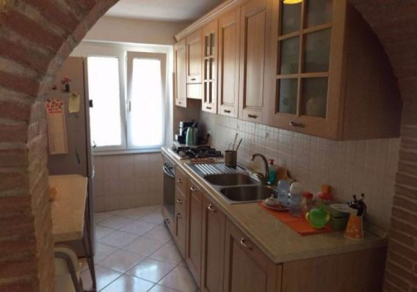 Appartamento in vendita a Roma, Bravetta Via Dei Malatesta, Con giardino, 73 mq