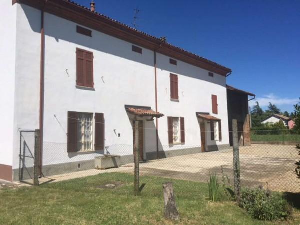 Villa in vendita a Alessandria, San Giuliano Vecchio, Con giardino, 150 mq