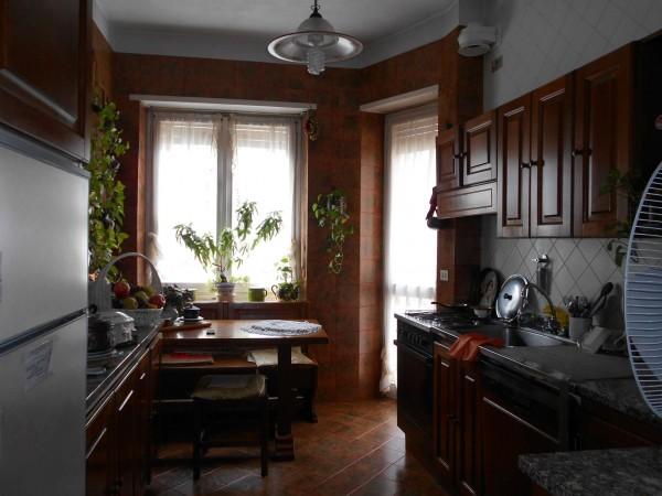 Appartamento in vendita a Torino, Santa Rita - Vicinanze Stadio Olimpico, Con giardino, 172 mq - Foto 12