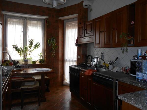 Appartamento in vendita a Torino, Santa Rita - Vicinanze Stadio Olimpico, Con giardino, 172 mq - Foto 13
