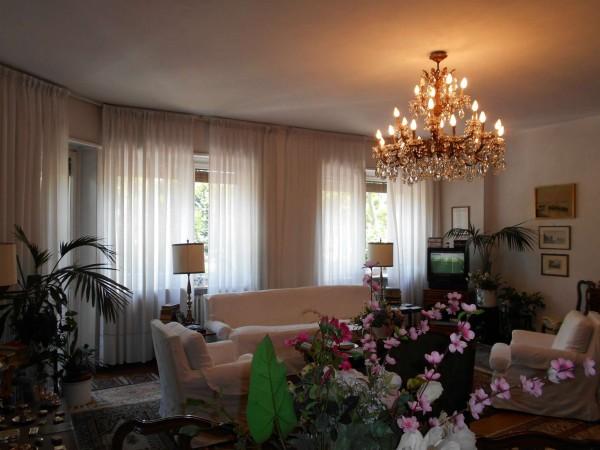 Appartamento in vendita a Torino, Santa Rita - Vicinanze Stadio Olimpico, Con giardino, 172 mq - Foto 18