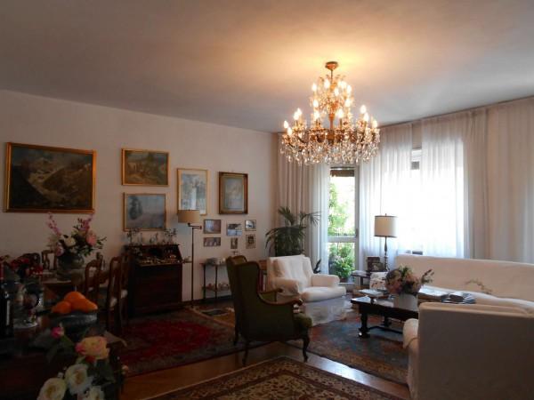 Appartamento in vendita a Torino, Santa Rita - Vicinanze Stadio Olimpico, Con giardino, 172 mq - Foto 17
