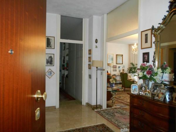Appartamento in vendita a Torino, Santa Rita - Vicinanze Stadio Olimpico, Con giardino, 172 mq - Foto 21