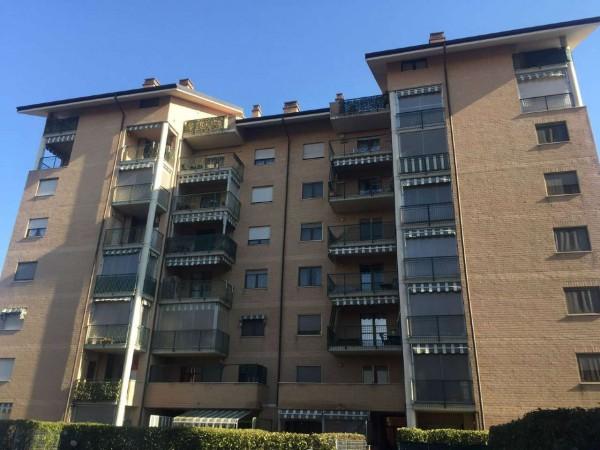 Appartamento in vendita a Trofarello, Con giardino, 90 mq