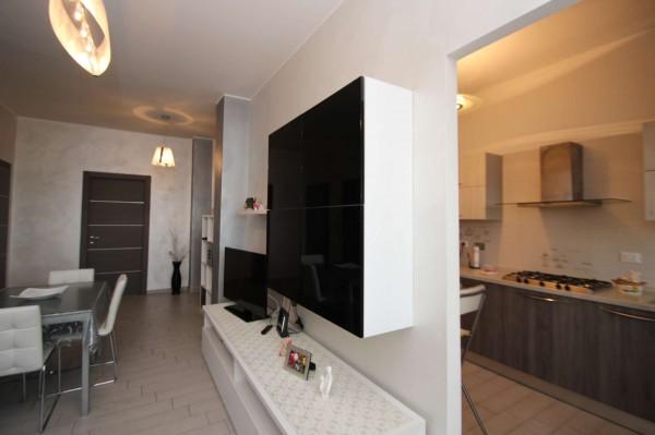 Appartamento in vendita a Torino, Rebaudengo, Con giardino, 90 mq - Foto 19