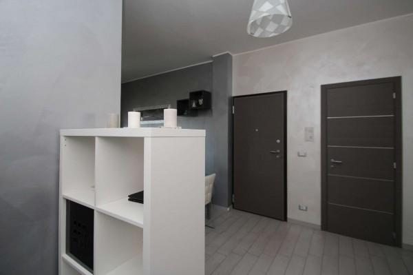 Appartamento in vendita a Torino, Rebaudengo, Con giardino, 90 mq - Foto 9