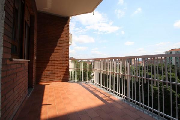 Appartamento in vendita a Torino, Rebaudengo, Con giardino, 90 mq - Foto 5