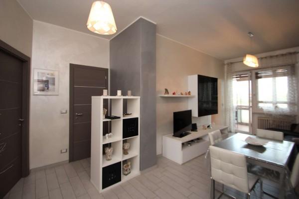 Appartamento in vendita a Torino, Rebaudengo, Con giardino, 90 mq - Foto 21