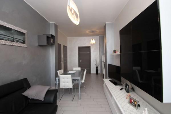 Appartamento in vendita a Torino, Rebaudengo, Con giardino, 90 mq - Foto 20