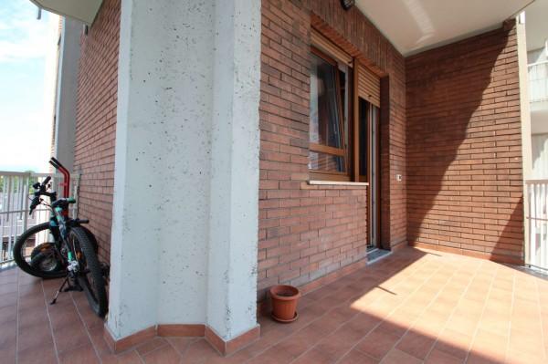 Appartamento in vendita a Torino, Rebaudengo, Con giardino, 90 mq - Foto 6