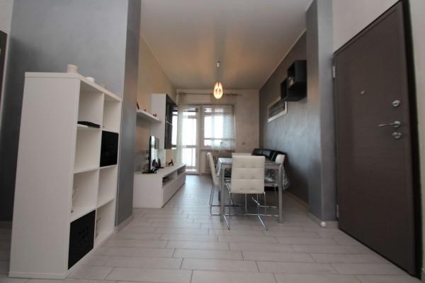 Appartamento in vendita a Torino, Rebaudengo, Con giardino, 90 mq
