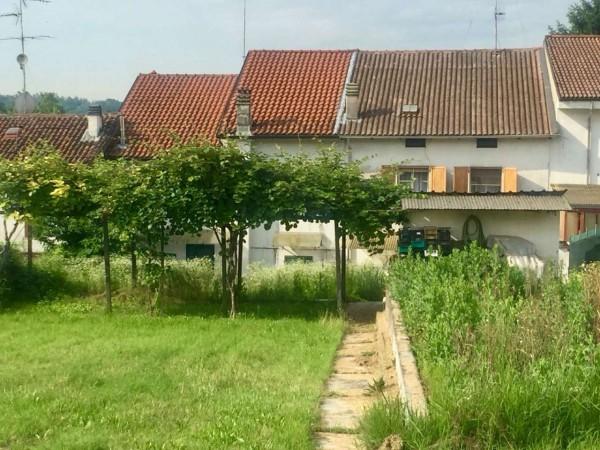 Villetta a schiera in vendita a Alessandria, Valle San Bartolomeo, Con giardino, 100 mq