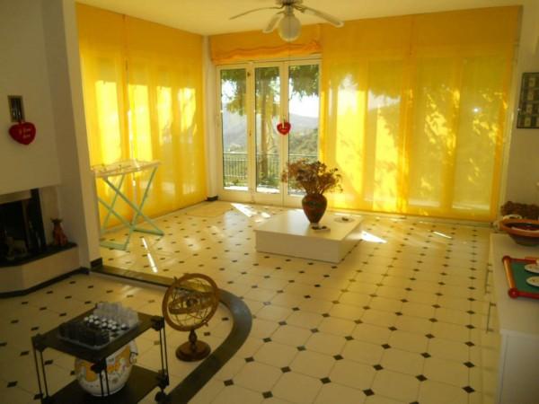 Villa in vendita a Sestri Levante, Riva Trigoso, Con giardino, 420 mq - Foto 13