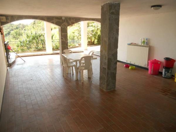 Villa in vendita a Sestri Levante, Riva Trigoso, Con giardino, 420 mq - Foto 6