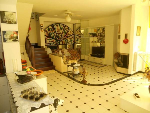 Villa in vendita a Sestri Levante, Riva Trigoso, Con giardino, 420 mq - Foto 15