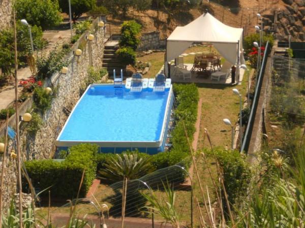 Villa in vendita a Sestri Levante, Riva Trigoso, Con giardino, 420 mq - Foto 33