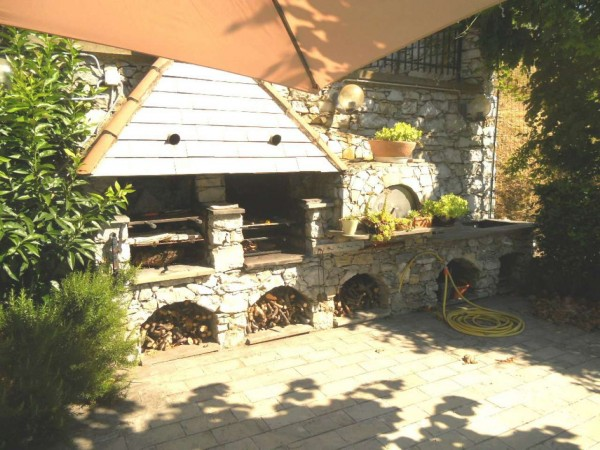 Villa in vendita a Sestri Levante, Riva Trigoso, Con giardino, 420 mq - Foto 28