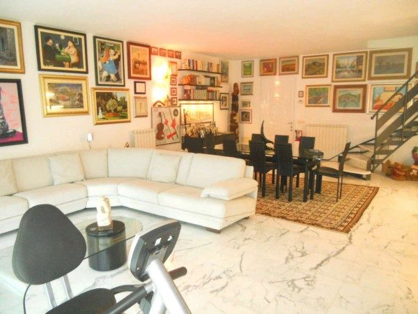 Villa in vendita a Sestri Levante, Riva Trigoso, Con giardino, 420 mq - Foto 22