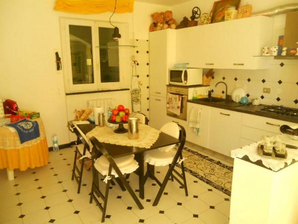 Villa in vendita a Sestri Levante, Riva Trigoso, Con giardino, 420 mq - Foto 16