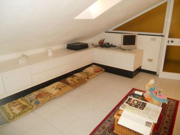Villa in vendita a Sestri Levante, Riva Trigoso, Con giardino, 420 mq - Foto 9