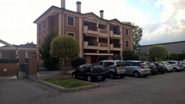Appartamento in affitto a Corbetta, Residenziale, Arredato, con giardino, 60 mq