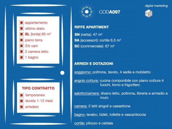 Appartamento in affitto a Firenze, Arredato, 65 mq - Foto 31