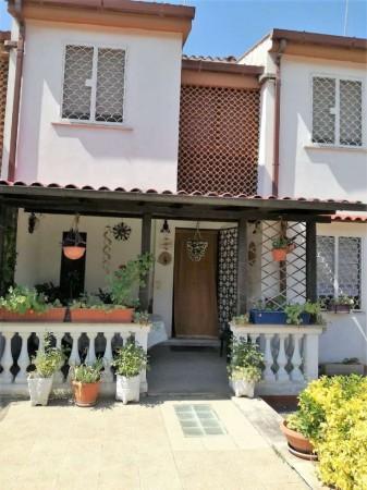 Villetta a schiera in vendita a Roma, Ottavia, Con giardino, 150 mq