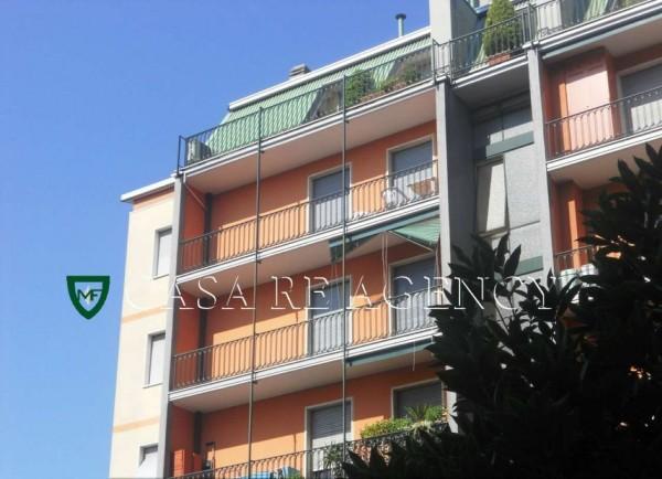 Appartamento in vendita a Varese, Ippodromo, Con giardino, 106 mq
