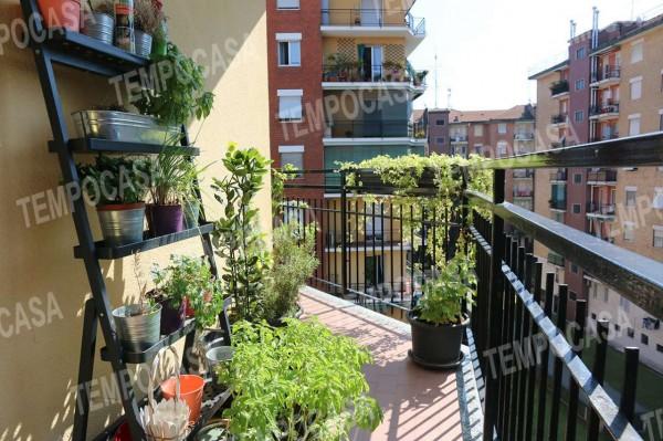 Appartamento in vendita a Milano, Affori Centro, Con giardino, 110 mq - Foto 18