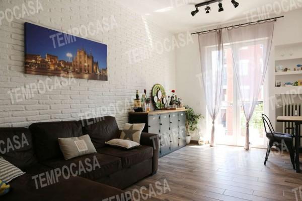 Appartamento in vendita a Milano, Affori Centro, Con giardino, 110 mq - Foto 10