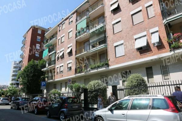 Appartamento in vendita a Milano, Affori Centro, Con giardino, 110 mq - Foto 3