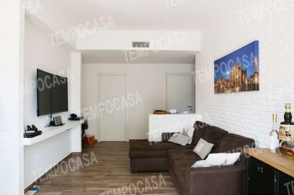 Appartamento in vendita a Milano, Affori Centro, Con giardino, 110 mq - Foto 11