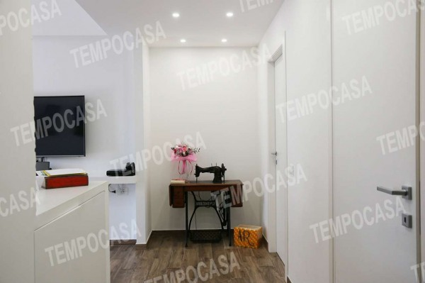 Appartamento in vendita a Milano, Affori Centro, Con giardino, 110 mq - Foto 6