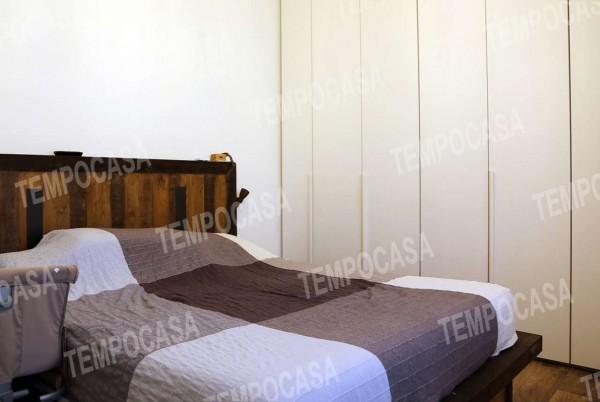 Appartamento in vendita a Milano, Affori Centro, Con giardino, 110 mq - Foto 14