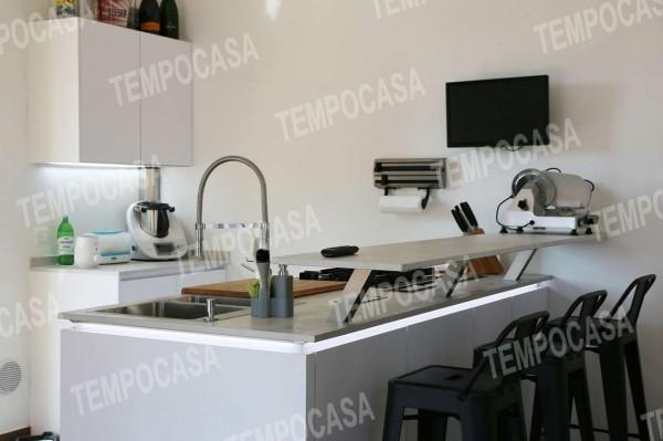 Appartamento in vendita a Milano, Affori Centro, Con giardino, 110 mq - Foto 16